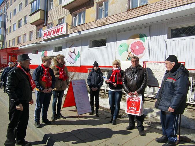 «Народный референдум» проходит в Кинешме фото 3