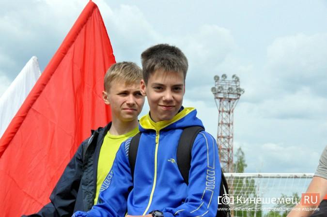«Большой велопарад» в Кинешме собрал более 200 участников фото 9