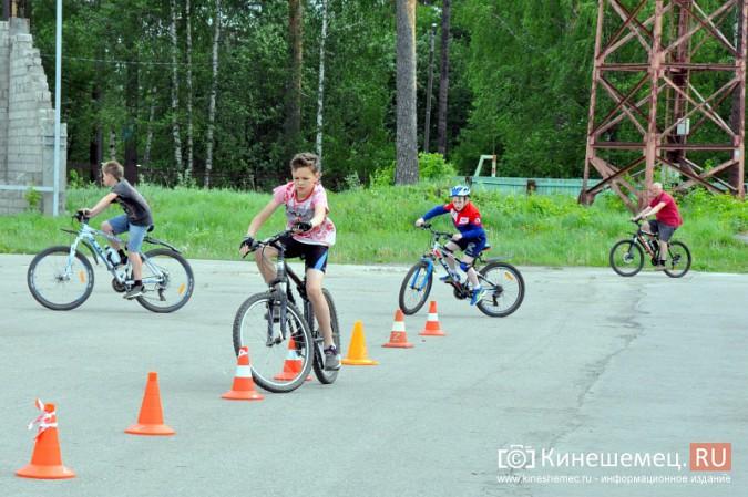 «Большой велопарад» в Кинешме собрал более 200 участников фото 14