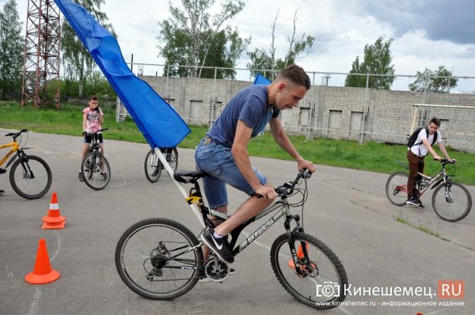 «Большой велопарад» в Кинешме собрал более 200 участников фото 21