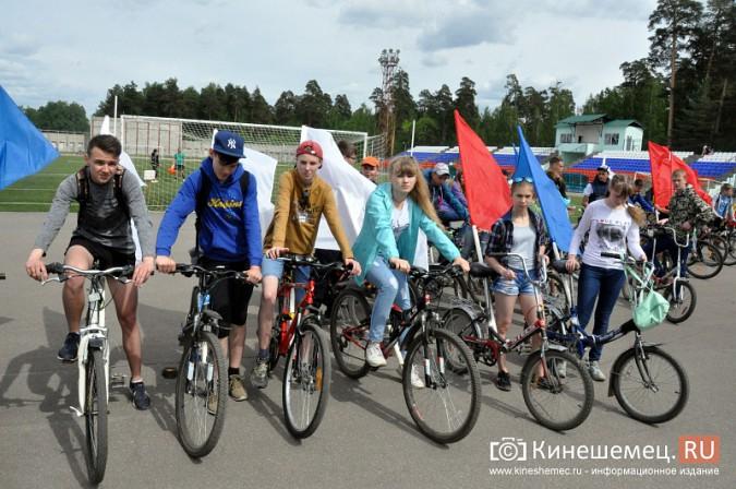 «Большой велопарад» в Кинешме собрал более 200 участников фото 5