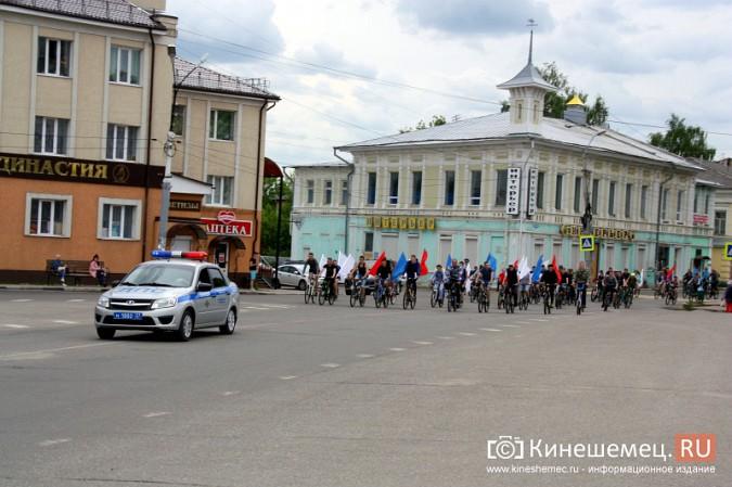 «Большой велопарад» в Кинешме собрал более 200 участников фото 29