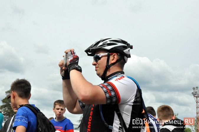 «Большой велопарад» в Кинешме собрал более 200 участников фото 8