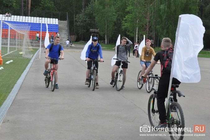 «Большой велопарад» в Кинешме собрал более 200 участников фото 3