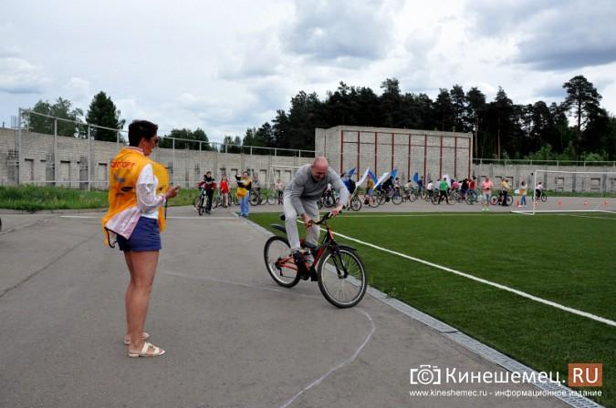 «Большой велопарад» в Кинешме собрал более 200 участников фото 20