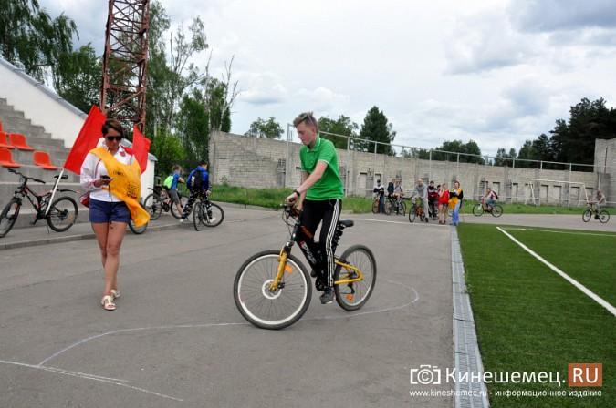 «Большой велопарад» в Кинешме собрал более 200 участников фото 19