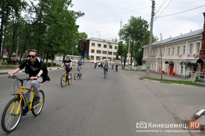 «Большой велопарад» в Кинешме собрал более 200 участников фото 28