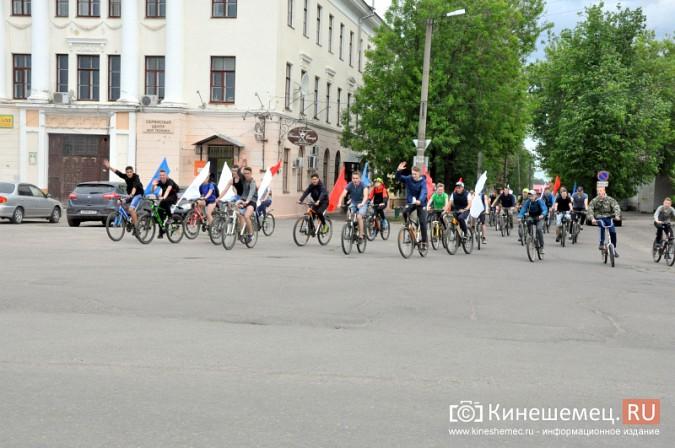 «Большой велопарад» в Кинешме собрал более 200 участников фото 25