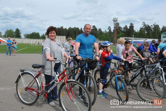 «Большой велопарад» в Кинешме собрал более 200 участников фото 11