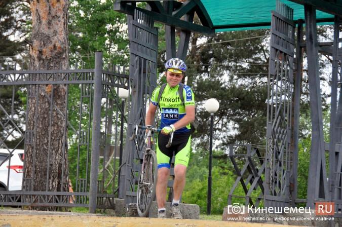«Большой велопарад» в Кинешме собрал более 200 участников фото 13