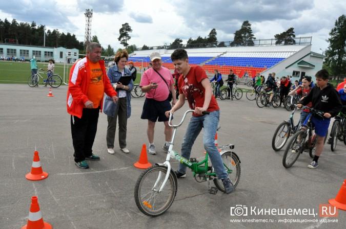 «Большой велопарад» в Кинешме собрал более 200 участников фото 17