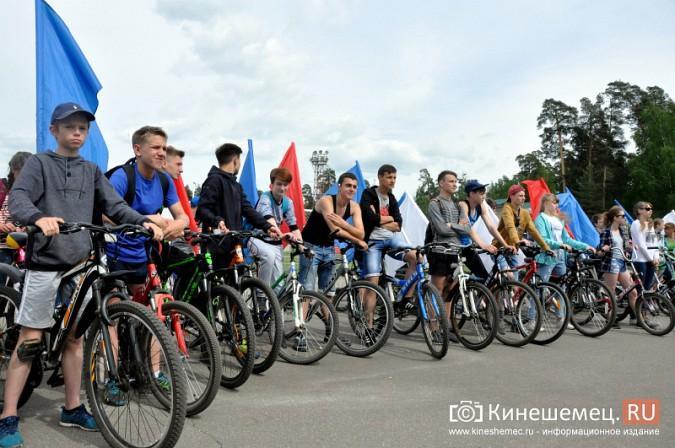 «Большой велопарад» в Кинешме собрал более 200 участников фото 2