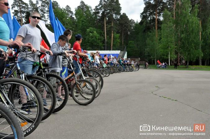 «Большой велопарад» в Кинешме собрал более 200 участников фото 10