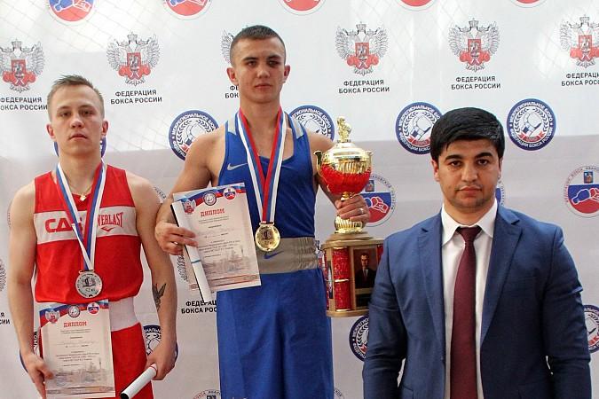 Кинешемский боксер Никита Белов взял «серебро» на чемпионате ЦФО фото 5