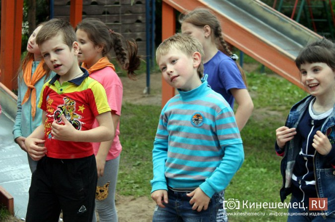 В «Веге» отметили День защиты детей фото 4