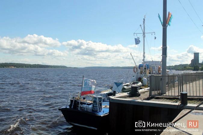 В Кинешме снимают документальный фильм «Великие реки России. Волга» фото 9