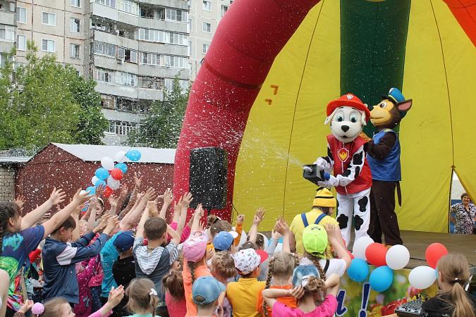 В Кинешме отметили День микрорайона «Автоагрегат» фото 34