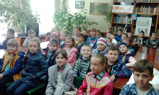 Кинешемские школьники хором читали поэму «Руслан и Людмила» фото 2