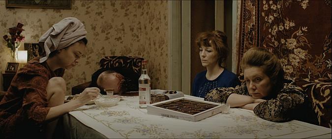 """Кадр из фильма А.Крайс """"Нашла коса на камень"""""""
