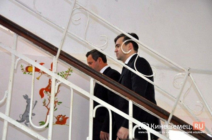 Сотрудников кинешемской «скорой» не пустили на встречу со Станиславом Воскресенским фото 4