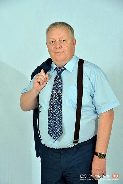 Павел Хохлов стал лицом «Единой России» в Кинешме на выборах в облдуму фото 2
