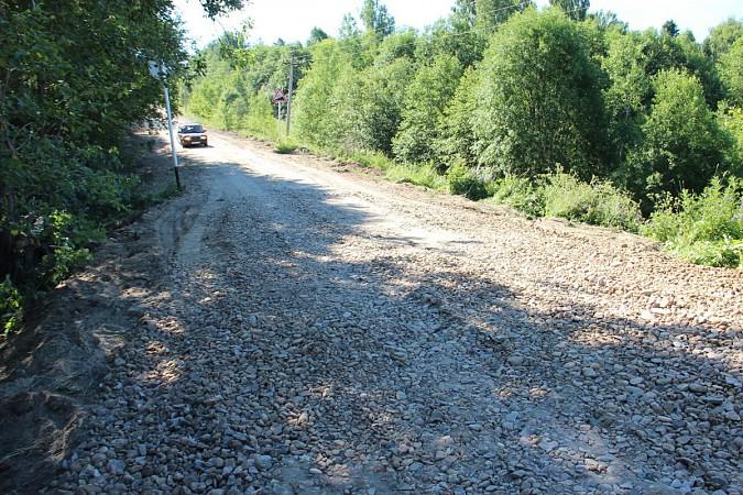 Отремонтирован участок дороги Воздвиженье–Копытово–Милитино фото 3