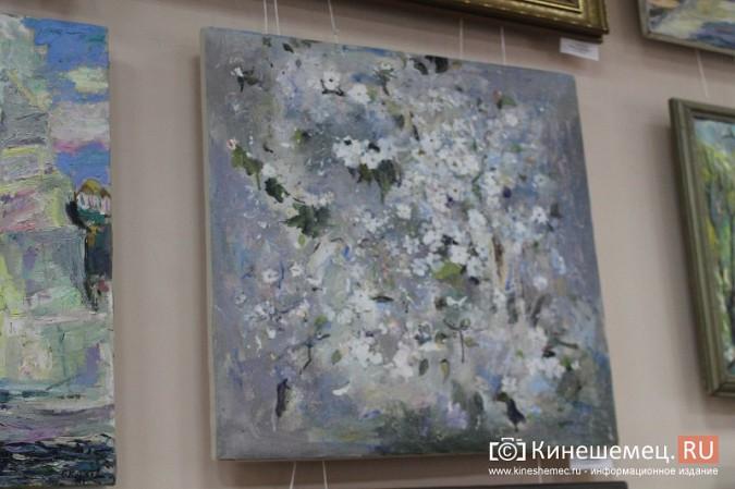 В Кинешме открылась выставка «Фантазии на городскую тему» фото 11