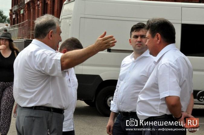 Андрей Назаров впервые за 12 лет побывал на Дне Кинешмы фото 10