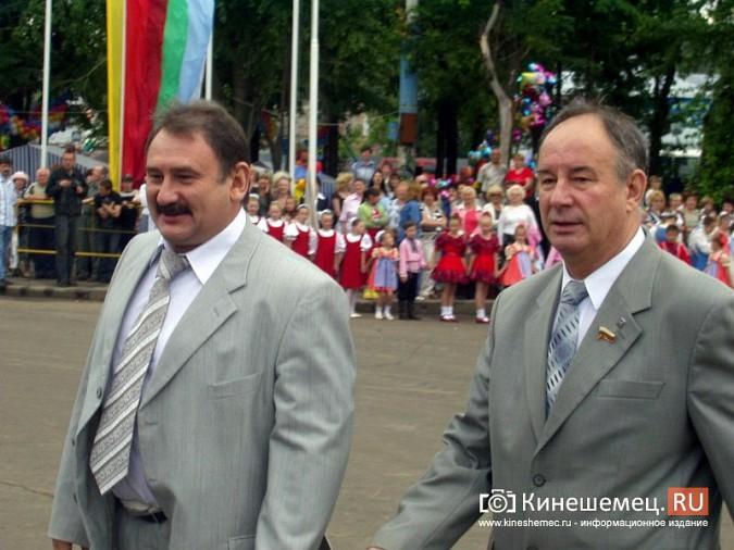 Андрей Назаров впервые за 12 лет побывал на Дне Кинешмы фото 3