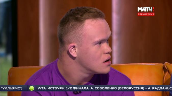 Кинешемец Александр Махов принял участие в программе «Все на матч» фото 3