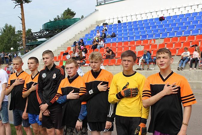 Дворовые футбольные команды начали борьбу за Кубок Александра Пахолкова фото 2