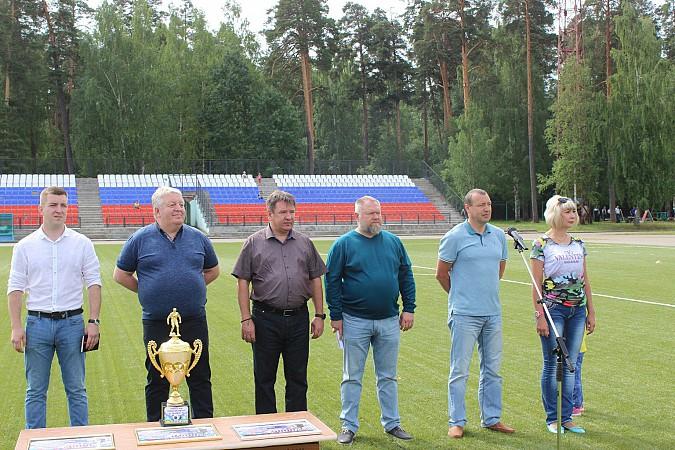 Дворовые футбольные команды начали борьбу за Кубок Александра Пахолкова фото 9