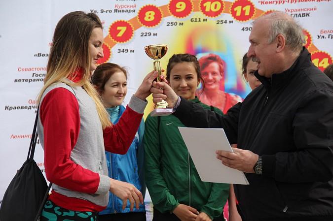 В Кинешемском парке тренируется чемпионка России по спринтерскому бегу Анна Кукушкина фото 8