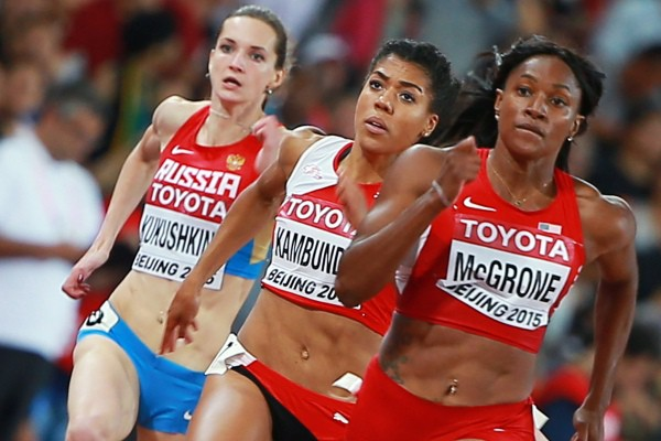 В Кинешемском парке тренируется чемпионка России по спринтерскому бегу Анна Кукушкина фото 11