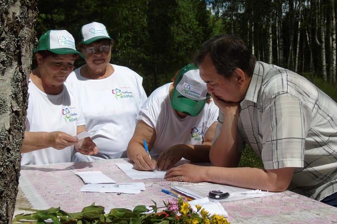«Серебряные волонтеры» Кинешемского района стали победителями областного турслета фото 3
