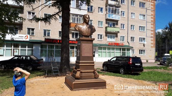 Кинешемская дума разрешит установку уже установленного бюста основателя ВДВ В.Маргелова фото 2