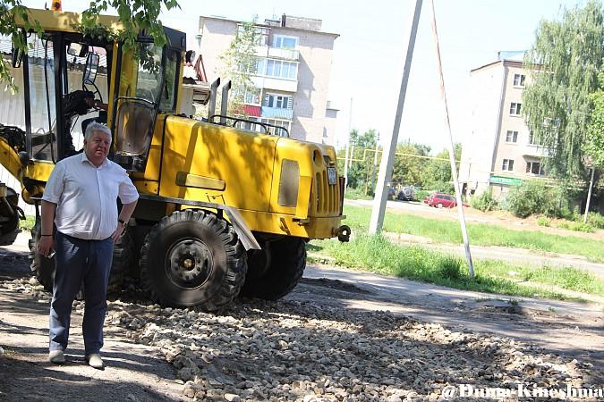 «Единая Россия» приступила к «покупке голосов» кинешемцев добрыми делами фото 6