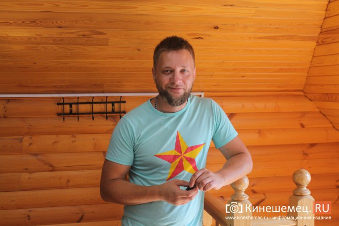 В Заволжске сняли фильм «Купала:Тайна Избора» фото 2
