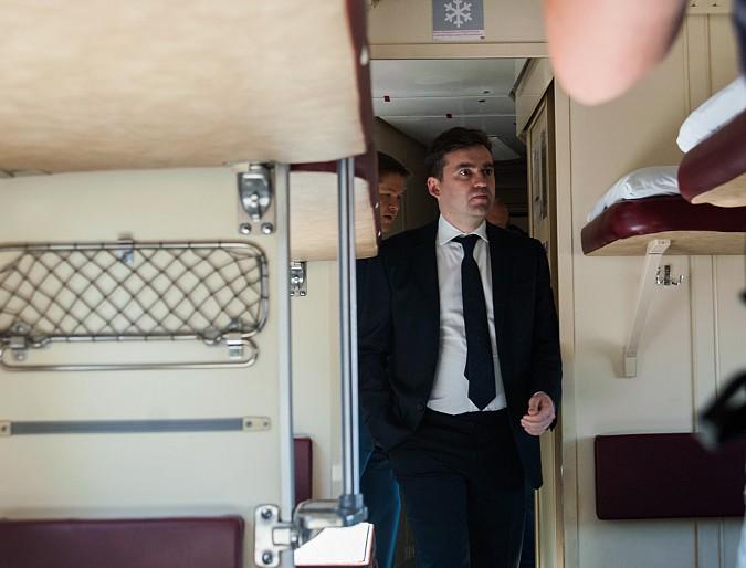 К ноябрю в поездах «Москва – Кинешма» заменят около 90 устаревших вагонов фото 2