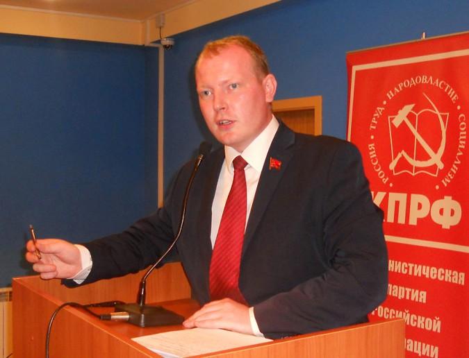Александр Бойков: «Власть давит КПРФ и Саломатина, но мы выстоим!» фото 3