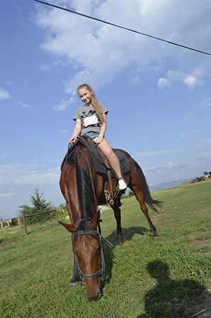 Васильева Настя, 13 лет