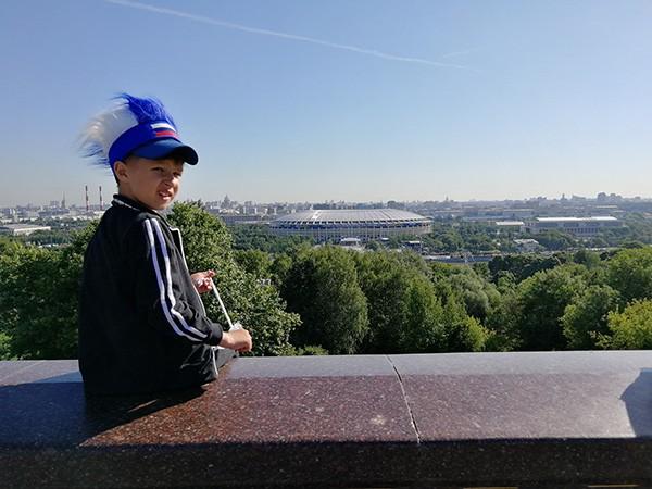 Титов Дима, 8 лет