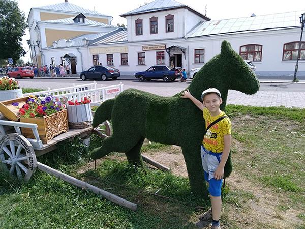 Рогушин Павел, 9 лет