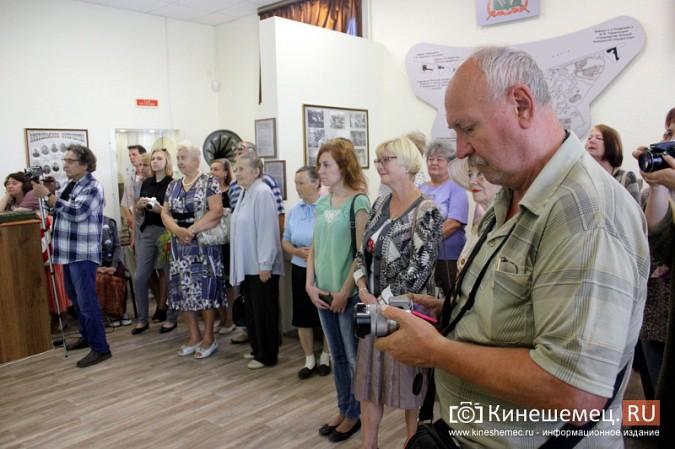 В Кинешме открылась выставка Натальи и Ксении Ледовых фото 4