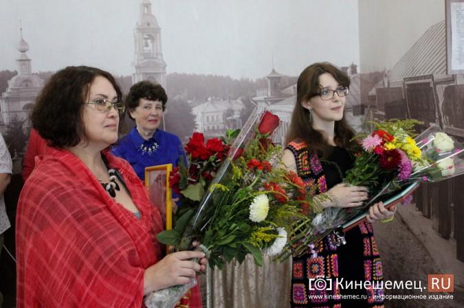 В Кинешме открылась выставка Натальи и Ксении Ледовых фото 8