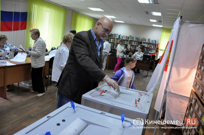 Кинешма выбирает губернатора и депутатов облдумы: онлайн - трансляция фото 27
