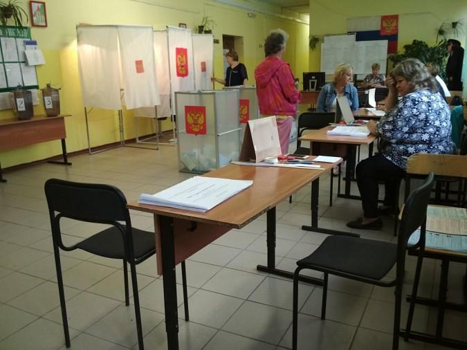 Кинешма выбирает губернатора и депутатов облдумы: онлайн - трансляция фото 24