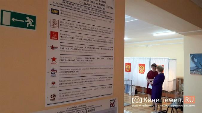 Кинешма выбирает губернатора и депутатов облдумы: онлайн - трансляция фото 44