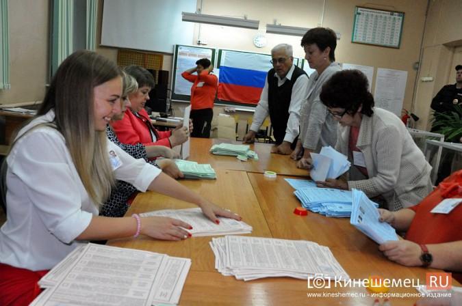 Избирательная комиссия подвела итоги голосования в Ивановской области фото 6