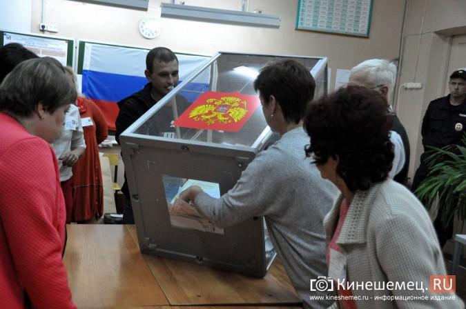Избирательная комиссия подвела итоги голосования в Ивановской области фото 3